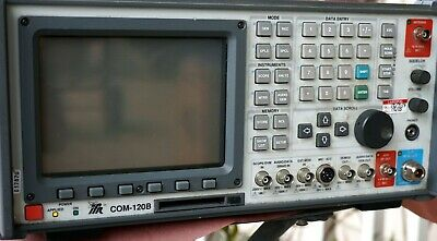 Ifr Com-120b Communication Service Monitor - Non-working