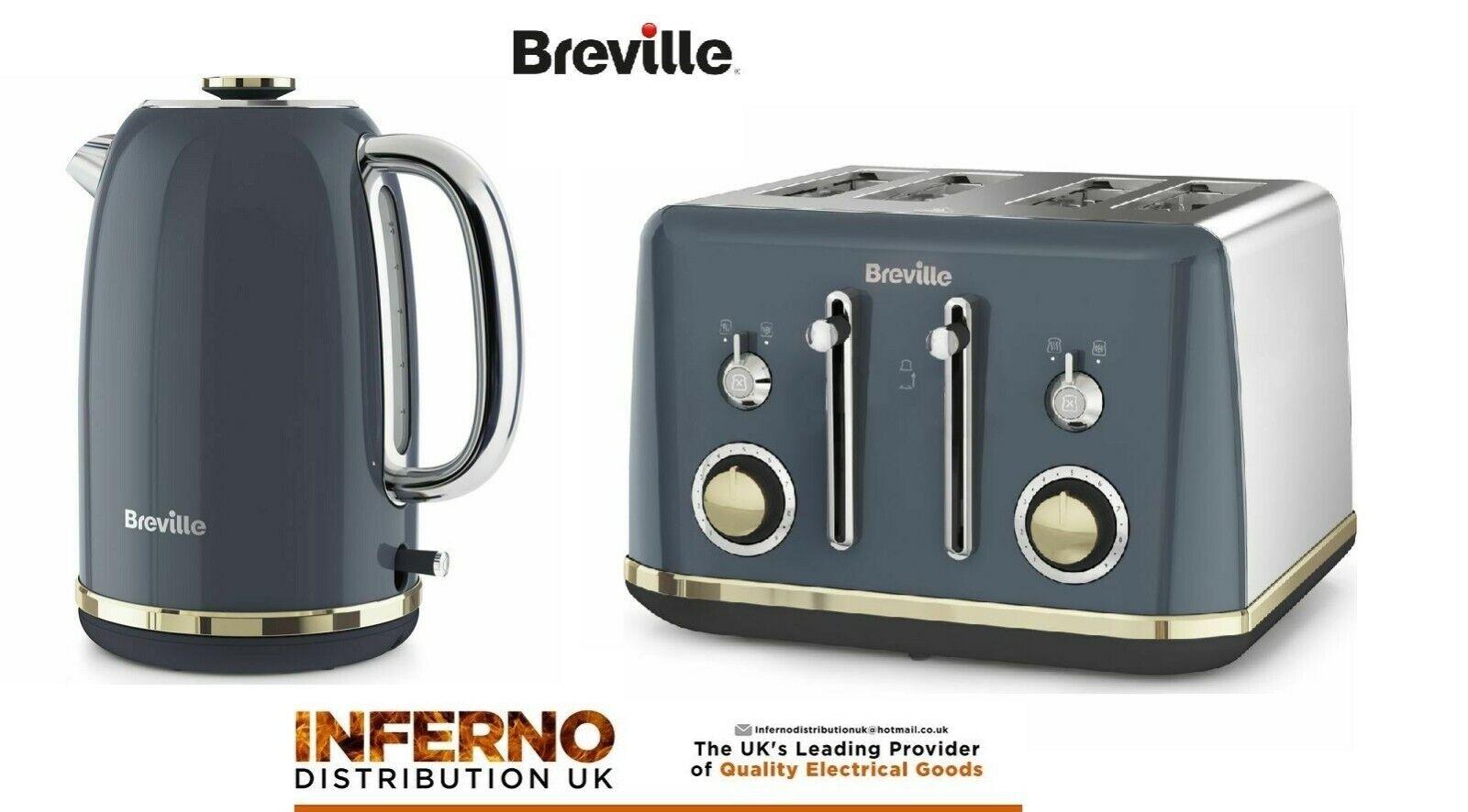 BREVILLE Mostra VTT931 4 Slice Toaster