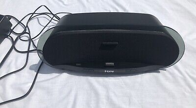 iHome ID3-A-A Docking Station Speaker System Iphone/ipod Dock Studio Series