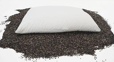 WheatDreamz Organic Buckwheat Hull Pillow - Standard (20