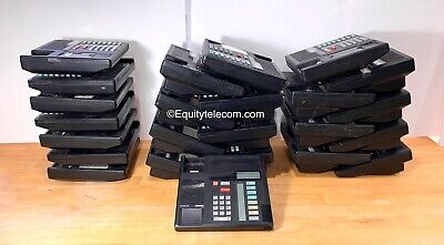 Lot Of 24- Nortel M7208 Nt8b30 Used Tested Working No Handsets Or Cords