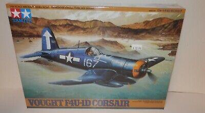 Tamiya 1:48 Vought F4U-1D Corsair 61061 NIB