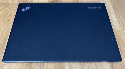 "Lenovo ThinkPad X1 Carbon 2nd Gen Laptop i7 2.1GHz 8GB 256GB SSD 14"" Win 10 Pro"