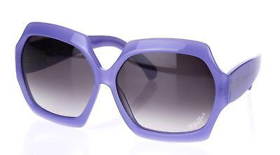 WILDFOX Womens 'Riviera' Purple Oversized 65mm Sunglasses 130592
