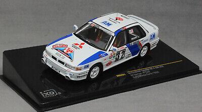 Mitsubishi Galant VR-4 Limousine Silber Beige 6 Generation 1987-1993 CLC229 1..