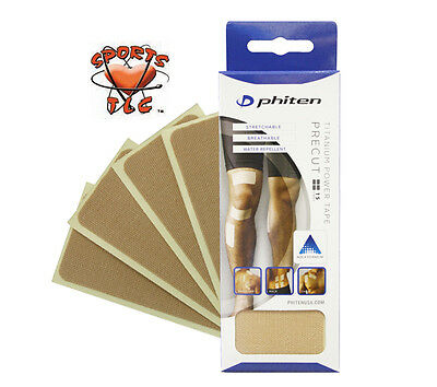 Phiten Titanium Power Tape Strips (15 per pack)