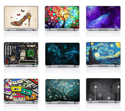 """2018 High Quality Laptop Notebook  Skin Sticker Decal Cover For 10"""" - 17"""""""