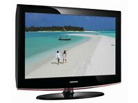 "42"" samsung tv built in freeview full hd can deliver"