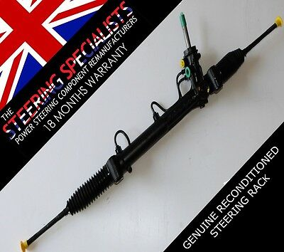 Vauxhall Astra H MK5 1.9 CDTi 2005 to 2010 Remanufactured Power Steering Rack