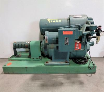 Roper Pump 10103 9300 With Reliance Reeves Motodrive And 2hp Motor