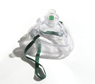 American Diagnostic Corporation Adsafe Cpr Pocket Resuscitator Mask