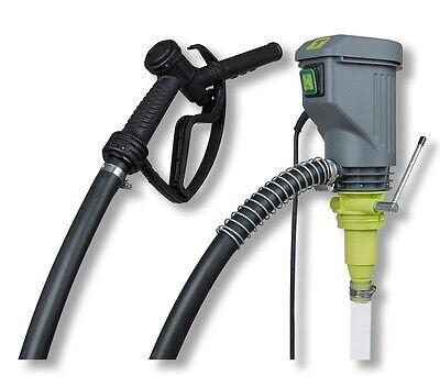 Horn Tecalemit Elektropumpe / Diesel Pumpe Dieselpumpe Fasspumpe HORNET W40