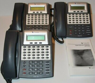 Fully Refurbished Comdial Impression 2022S Speaker Display Phone Black