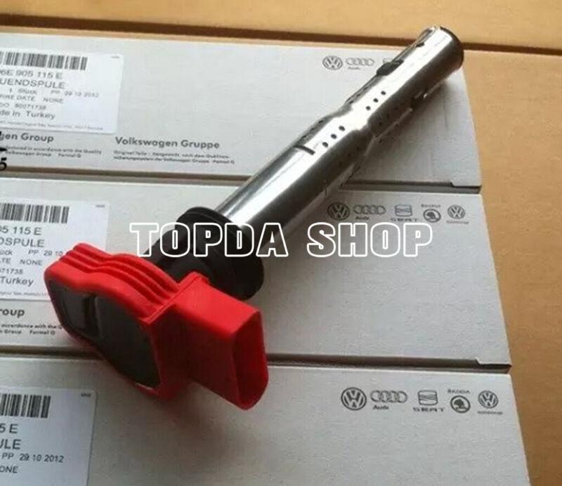 1PC Audi A6L A7 A8 Q7 2.4 2.5 2.8 3.2 3.0T 4.2 Ignition coils