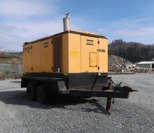 ATLAS COPCO XAMS355CUD-T Diesel Compressor
