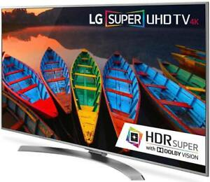 LG 55INCH 4K UHD HDR SMART LED TV 8000 SERIES (55SJ8500) ONLY $849.99 WITH NO TAX DEAL