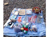 Knitting Needles, Vintage Knitting Patterns for sale  Norfolk