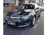 Vauxhall Insignia 2.0 CDTi Elite Auto Black 5dr PCO UBER Ready Low Mileage SATNAV