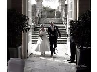 Wedding Photographer £549 Whole day or hourly rate.
