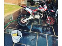 M2R 140 cc excellent condition everything works