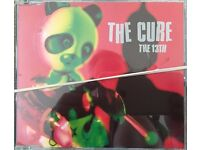 The Cure cd singles