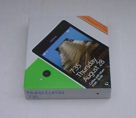 Nokia Lumia 735 unlocked Brand New