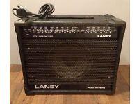 Laney Pro Linebacker PL50 Reverb Guitar Amp Combo