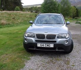 BMW X3 3.0 D SE 5dr AWD 4x4 215 bhp 40mpg Manual 6 Speed
