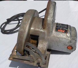 6½ inch (16.5mm) Circular Saw SKILSAW Model 552B