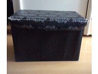 Ottoman Storage Box £5 Bargain!