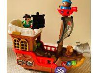 V-tech Pirate Ship