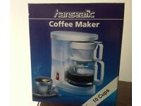 Coffee Maker and Coffee Perculator