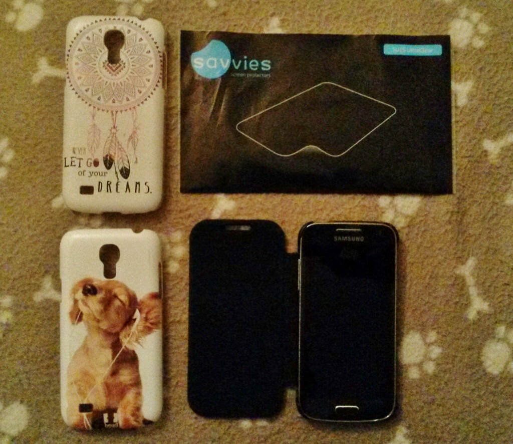 Samsung S4 Mini GTI9195 Smartphonein Lincoln, LincolnshireGumtree - Samsung S4 Mini GT I9195 Smartphone This phone is in great condition, working as normal, some very slight wear and tear. . Comes with two covers, a case and screen protectors. Unlocked Collection only. If you have any questions please ask