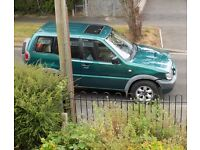 Green Ford Maverick Bristol