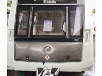 2013 Elddis Supercyclone (Fixed Single Beds, Full End Washroom)
