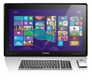 "LENOVO HORIZON  27"" FHD touchscreen Intel i5 3.1 GHz   8GB  1TB,NVIDIA GeFerce GT 840A"