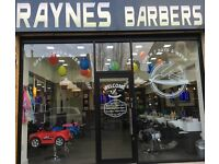 barber required, very good payed, immediatre start