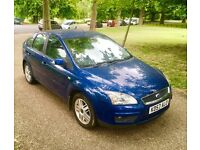 Ford Focus 1.8L GHIA High spec Full Service History 47K