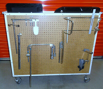 Chick-langren Orthopedic Surgical Table Parts Equipment - Traction Cart 3692
