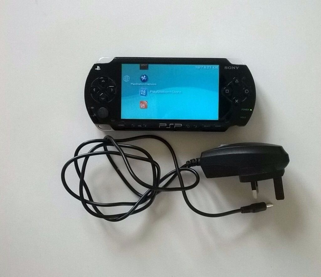 playstation portable psp with charger persona 3 portable death jr