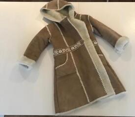 Gorgeous Monsoon Girl's Coat 6-8