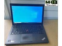 Lenovo ThinkPad X240 Laptop, Core i5, 4GB, 128GB, Camera, +More.