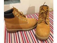 Timberland girls boots