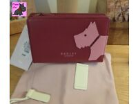 Radley Medium 'Mono Dog' Purse/Wallet - New - RRP: £69
