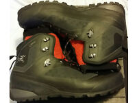 Arcteryx Bora2 MID GTX walking boots UK13.5 (removable inner boot model) - Good condition