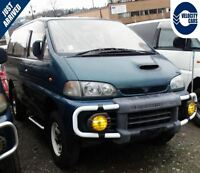 Excellent van for hunting and travelling with 1 YEAR WARRANTY!