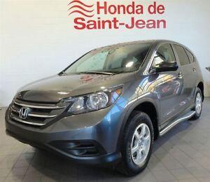 2012 Honda CR-V LX AWD A/C-Mags-Caméra-Marche pieds