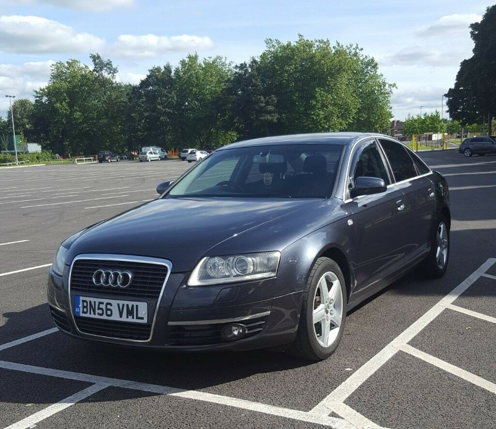 audi a6 2006 sedan in st helens merseyside gumtree. Black Bedroom Furniture Sets. Home Design Ideas