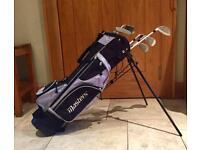 Girls Golf Clubs Master M J520 Lilac