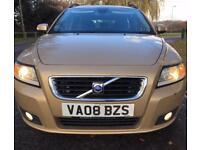 Volvo v50 1.8 petrol ,Face lift